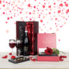 Wine & Chocolate Pairings Valentine's Gift Set