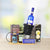 Kosher Wine Cart