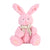 Posh Dusty Rose Bunny