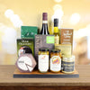 Wine, Cheese & Spread Gift Set, wine gift baskets, gourmet gifts, gifts