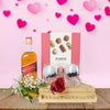 Grand Piano Gift Basket with Spirits
