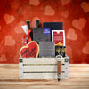 Love & Beer Valentine's Day Gift Crate