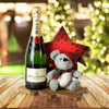 Holiday Champagne Celebration Basket