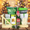 Sweet & Wonderful Christmas Basket, gourmet gift baskets, Christmas gift baskets
