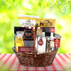Classy Snacking Gift Basket