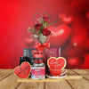 Romantic Morning Valentine's Day Gift Basket