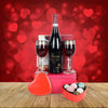 Wine & Chocolate Valentine's Day Gift Basket