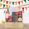 Sweet & Spicy Liquor Gift Basket