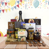 Kosher Feast with Champagne, champagne gift baskets, kosher gift baskets, gourmet gift baskets, gift baskets, Jewish holiday gift baskets, Purim gift baskets, Shabbat gift baskets, Passover gift baskets