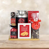 Christmas Coffee & Treats Gift Basket