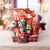 It's Christmastime Snacking Basket