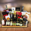 The Kosher Grand Feast Wine Gift Basket