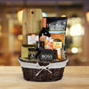 The Wine & Cheese Shop Basket