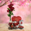 Valentine's Day Hot Chocolate & Cookies Gift Set