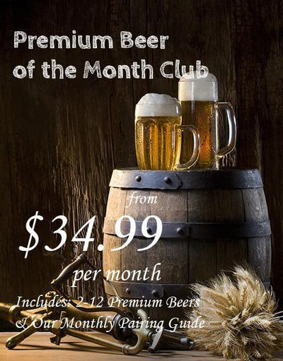 rare beer club of the month