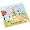 Sophie La Giraffe Is On The Move! Baby Girl Gift Basket