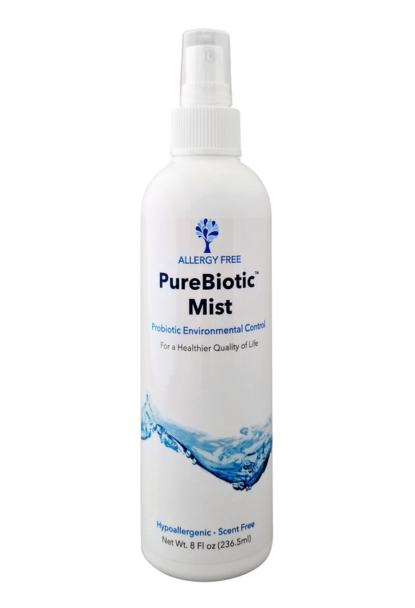PureBiotic® Mist - Allergy Relief - Unscented - 8 oz (236.5 ml)