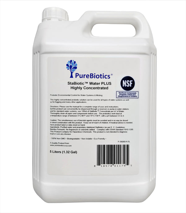 StaBiotic® Water Plus (Probiotic Concentrate)