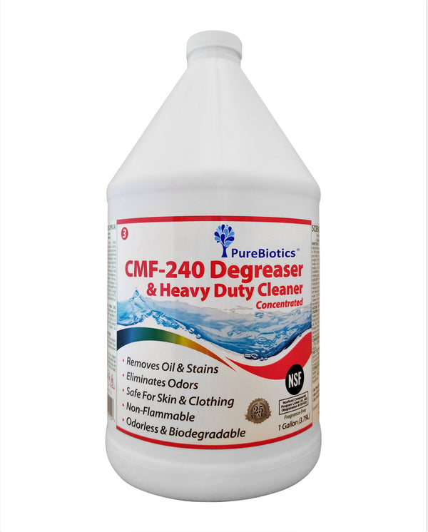 CMF-240 Super Strength Degreaser & Heavy Duty Cleaner