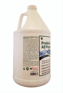 Probiotic All-Purpose Cleaner - Fresh Spring Scent - 1 G (3.79 L) (Concentrated)