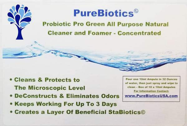 Probiotic All-Purpose Cleaner Professional - Fresh Spring Scent