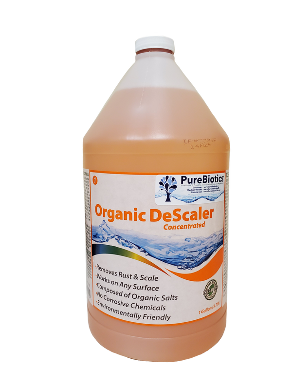 Organic DeScaler - Concentrated - 1 G (3.79 L)