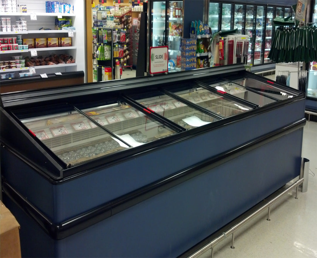 Remis America Glass Refrigeration Doors Ecosafe Series