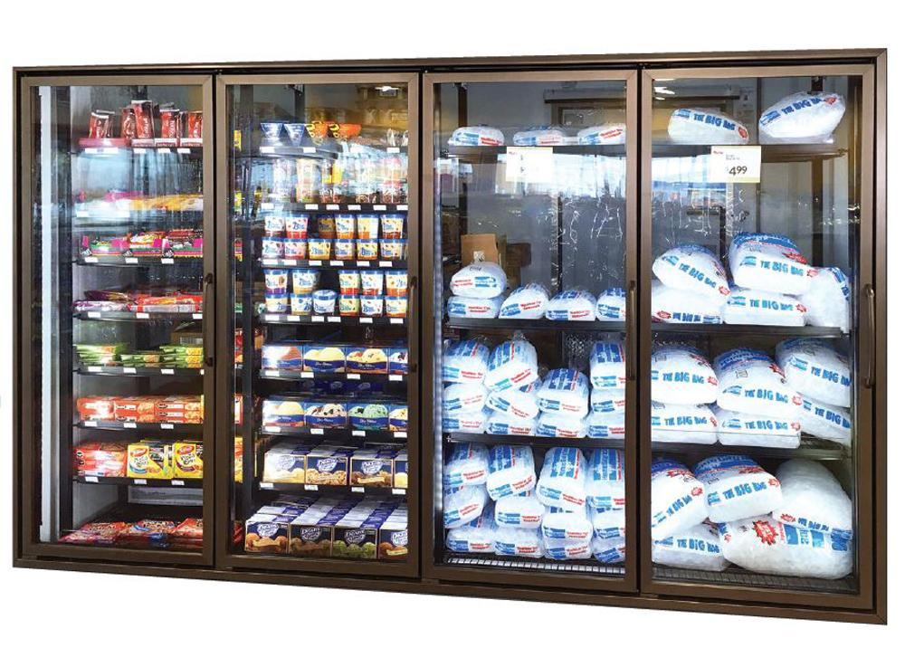 Remis America Glass Refrigerator Doors Safe C Series