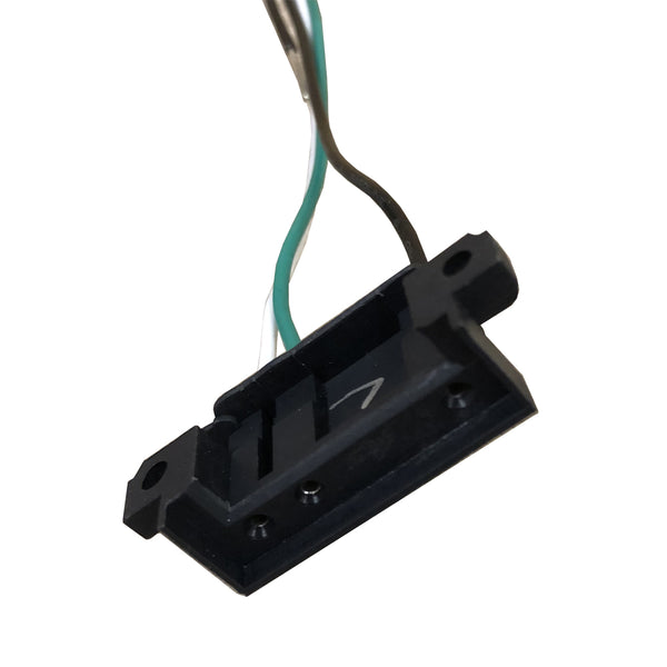 Gemtron Hinge Pin Receptacle Single 3-Wire