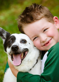 Furry pets plus Eczema Prone Children: good or bad idea?