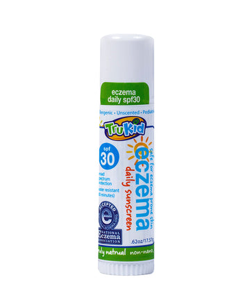 Eczema SPF 30+ Face And Body Stick, Unscented