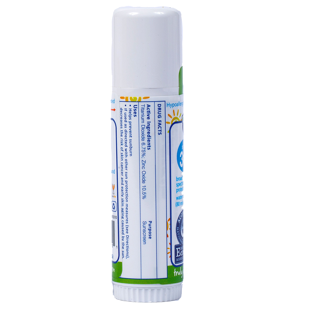TruKid Eczema Daily SPF30+ Water Resistant Unscented Face & Body Stick 0.62oz. FSA Eligible
