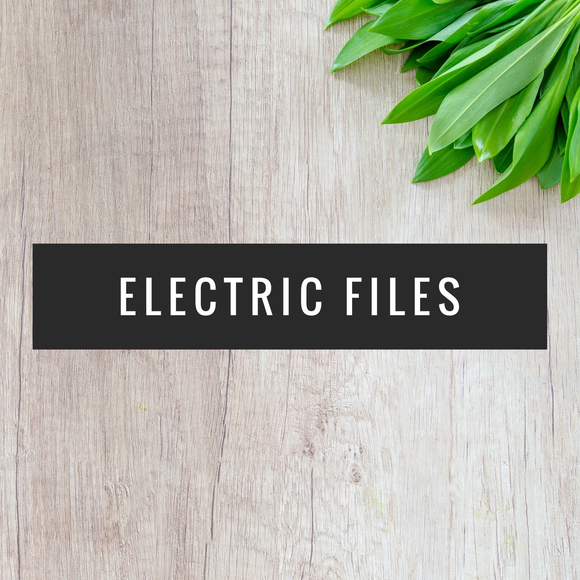 Electric Files & Bits