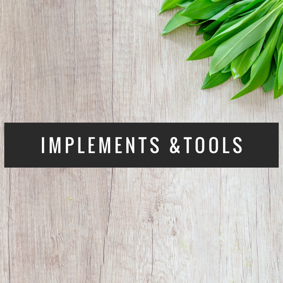 Metal Implements & Tools