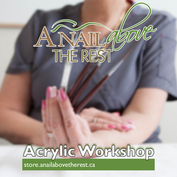 Acrylic Workshop - Online Webinar