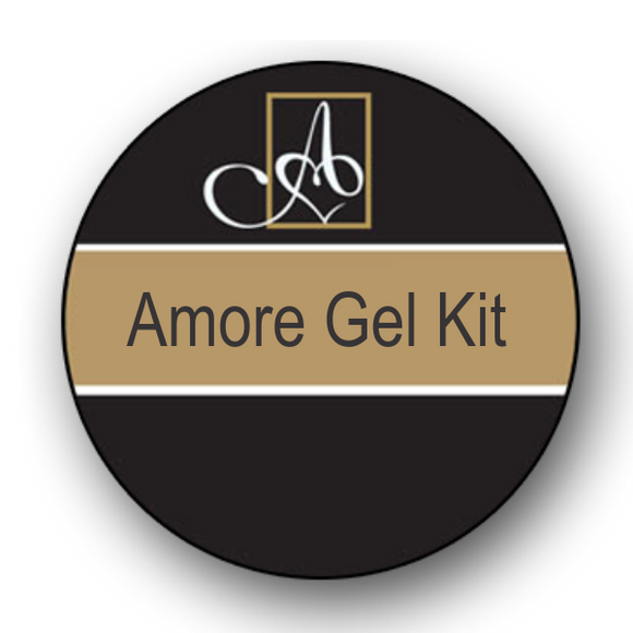 Amore Gel Kit - A Nail Above the Rest