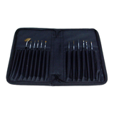 Brush Carry Case - A Nail Above the Rest