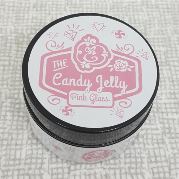 Candy Jelly - Pink Glass - A Nail Above the Rest