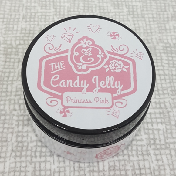 Candy Jelly - Princess Pink - A Nail Above the Rest