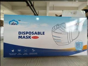 Disposable Mask 3-Ply (Non-Medical)