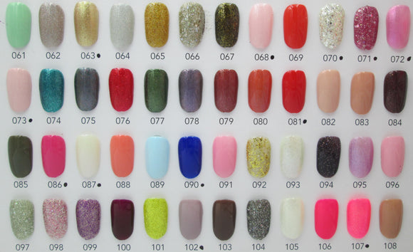 ENC Coloured Polish 061-108
