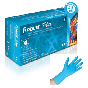 Robust Plus - A Nail Above the Rest