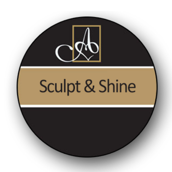 Sculpt & Shine - Clear - A Nail Above the Rest