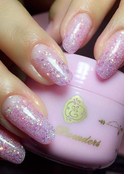 ENC Sparkle Acrylic Powder