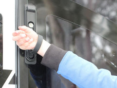 DIY RV Camec Keyless entry