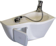 Motorhome Fibreglass Deluxe Basin Combo - Tap out - DIY RV Solutions