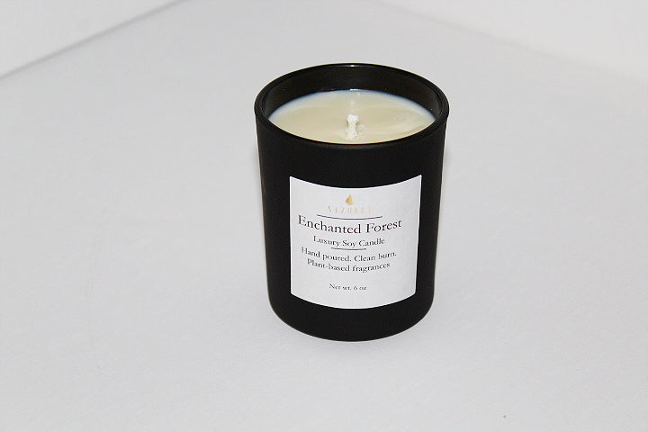 Enchanted Forest 6 oz candle