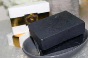 Charcoal + Eucalyptus Body soap - Cece's Sensations