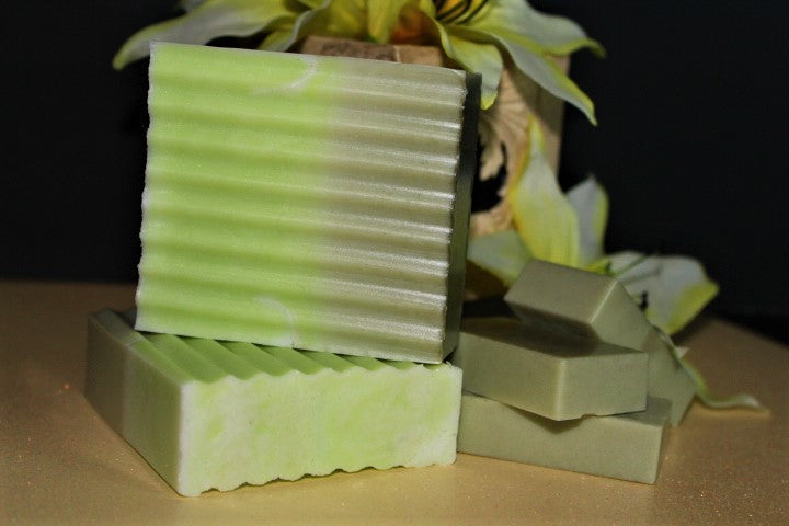 Tea Tree +French Green Clay Soap - Cece's Sensations
