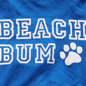 Dog Beach Bum T-Shirt